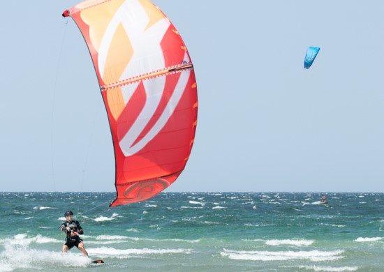 Кайтсерфинг в Крыму с Wind-Extreme