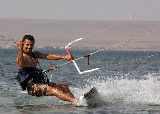 Кайтсерфинг в Крыму с Wind Games