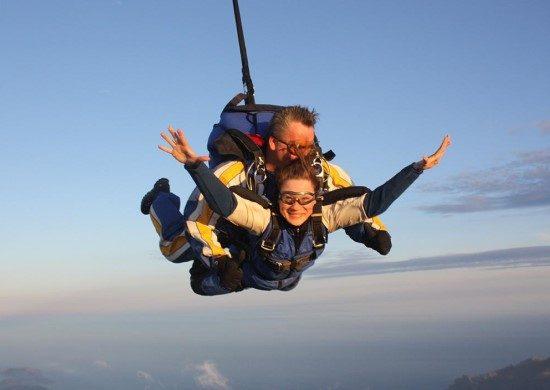 Прыжки с парашютом ПАРА КРЫМ
