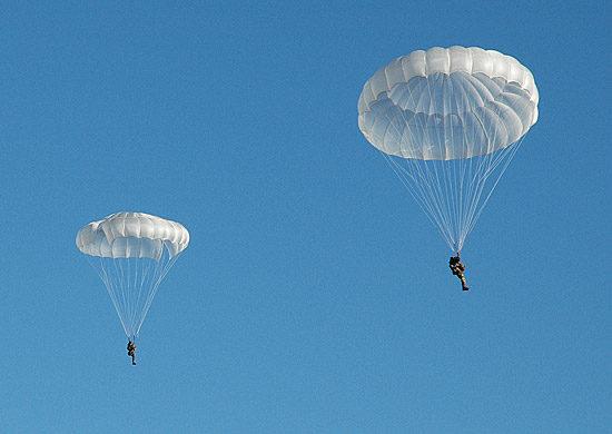 Прыжки с парашютом в Севастополе