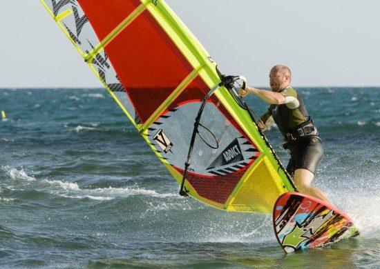 Виндсерфинг в Крыму с Wild Beach