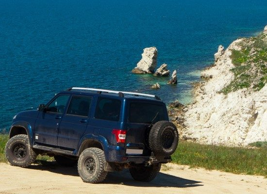 """Джип туры в Крыму с """"Jeep Trip"""""""