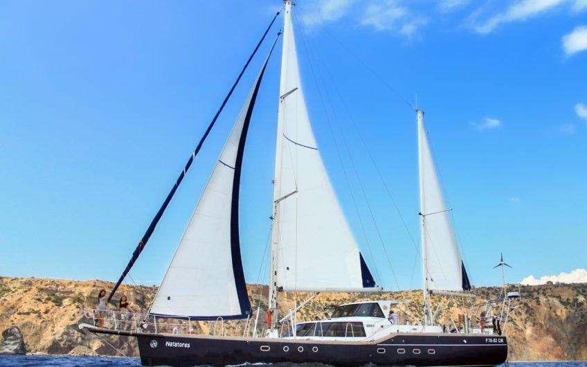 Аренда парусной яхты Natatores