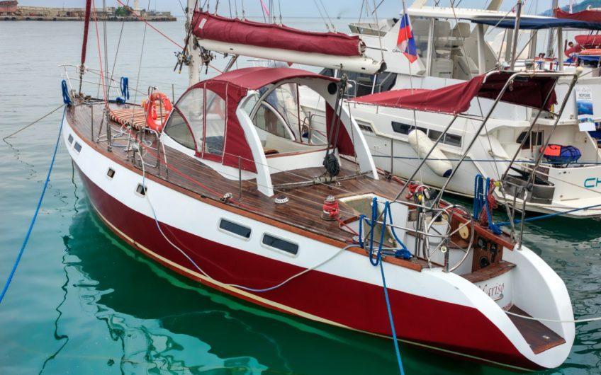 Аренда парусной яхты Mariso