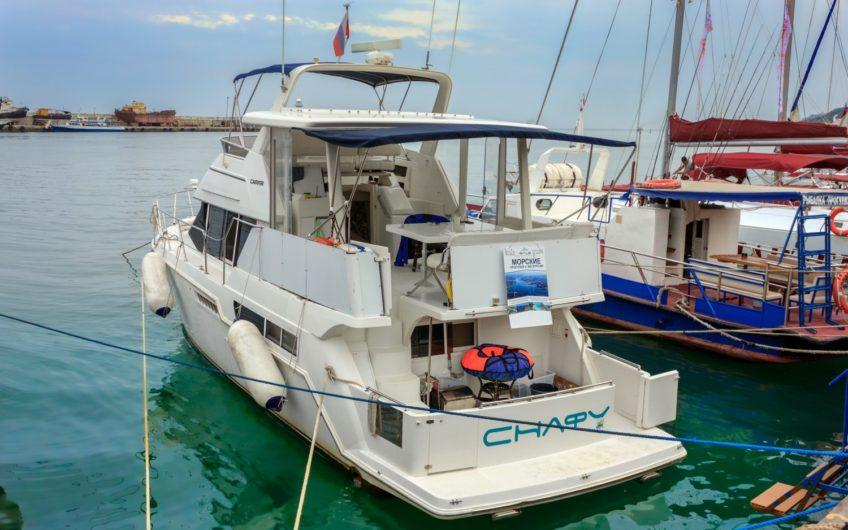 Аренда моторной яхты Carver 355