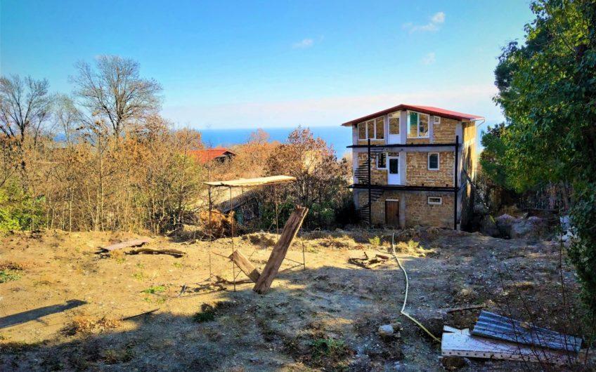 Земельный участок с домом (Кацивели)