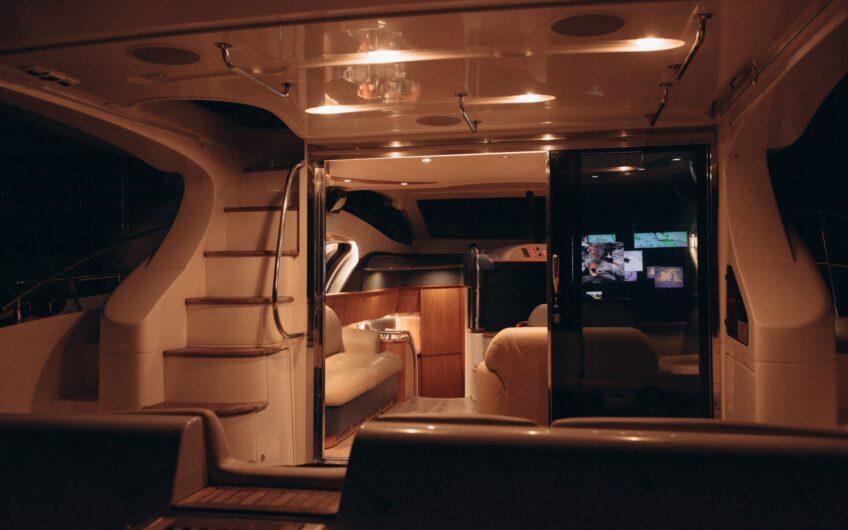 """Аренда моторной яхты Azimut """"California"""" (16 метров)"""