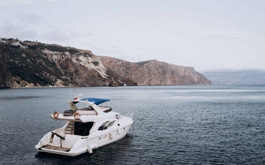 "Аренда моторной яхты Azimut ""California"""