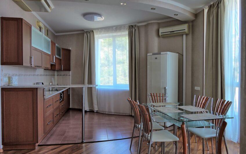 Апартаменты в Гурзуфе (ЖК Белый дом)